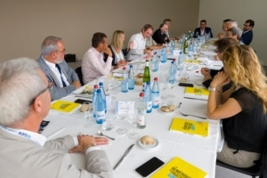 Déjeuner de la rédaction : « Transformation numérique et Territoires »