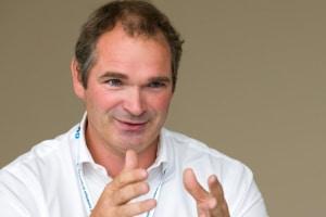 Sylvain Fievet, Directeur de publication Alliancy