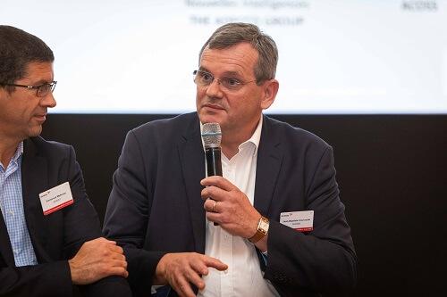 Jean-Baptiste Courouble, DSI de l'Agence centrale des organismes de sécurité sociale (Acoss),