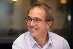 Olivier Jehl, Directeur Système d'information du Marché des Clients Particuliers à EDF