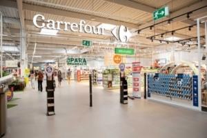 Une « bla bla bla caisse » chez Carrefour à Dijon
