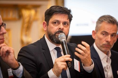 Vincent Castella, délégué à la directrice de l'Agence pour l'informatique financière de l'Etat (Aife)