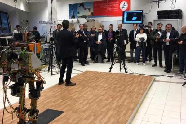 Jeudi 7 novembre, Iteca, l'Université de Poitiers et le CNRS, ont inauguré un laboratoire commun : le lab Mach4.