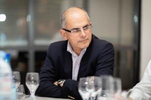 Marc Salingardes, Senior Director EMEA Partners & Alliances, Enterprise & CuberSécurity, Symantec