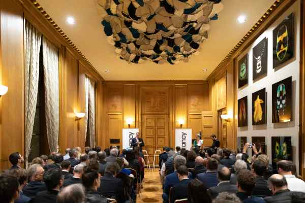 Le Cercle des Partenaires du Numérique s'est tenu le 4 décembre dernier à place Vendôme.