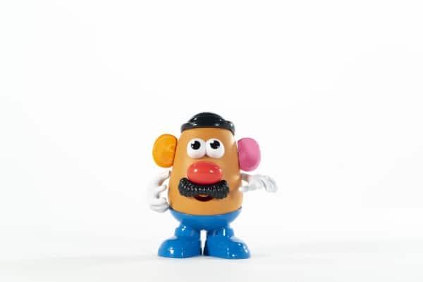 Exemple de jouet sauvé par Dagoma.