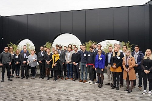 Les Grands Prix de l'Innovation de la Ville de Paris, organisés par Paris&Co, récompensent les jeunes entreprises qui contribuent, par leur innovation, à améliorer la vie de la cité et développer le tissu économique parisien. Ici, les 25 finalistes de 2019.