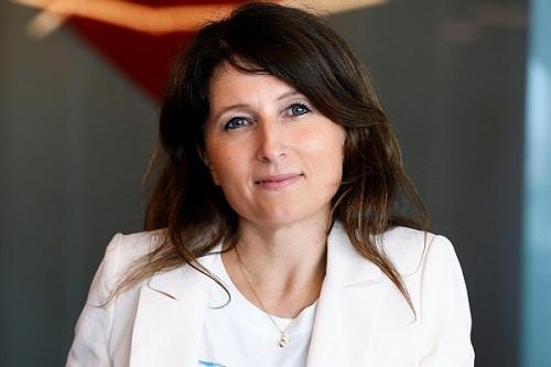 Karine Picard,  nouvelle directrice générale, Oracle