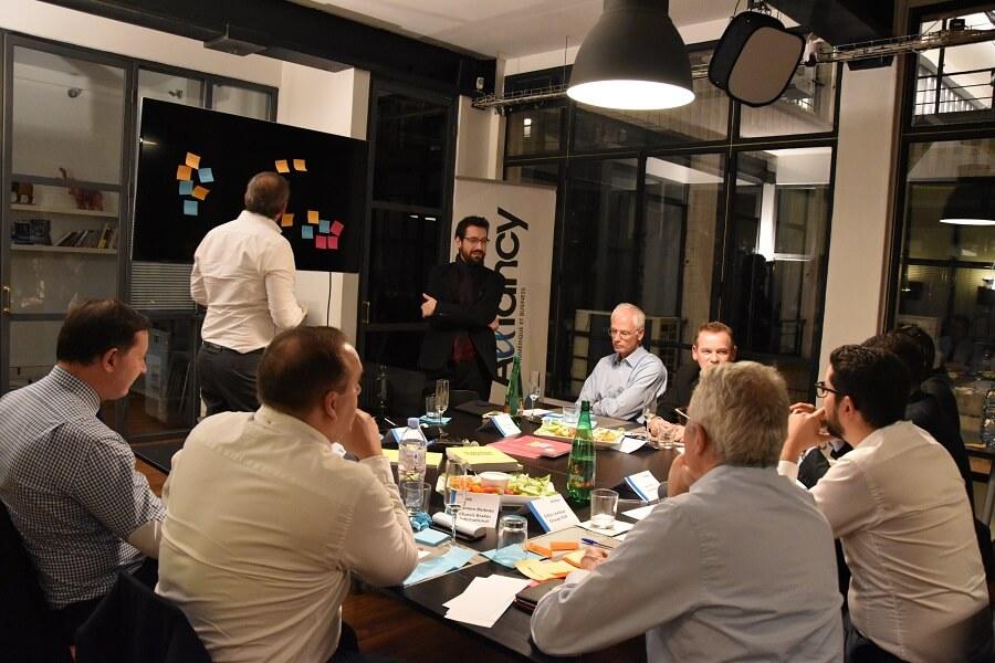 Une rencontre du programme Numérique en pratique consacrée à la nouvelle relation IT/Métiers: où en sont les organisations?
