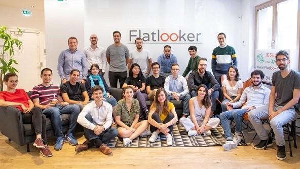 Flatlooker, qui a levé 1,5 million d'euros l'an dernier, estime être deux fois moins cher qu'une simple agence immobilière de quartier.