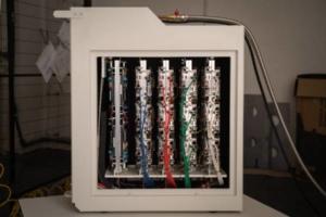 Un radiateur intelligent développé par Qarnot Computing