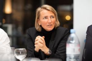 Annick Villeneuve, Real Estate Cluster Director de Schneider Electric