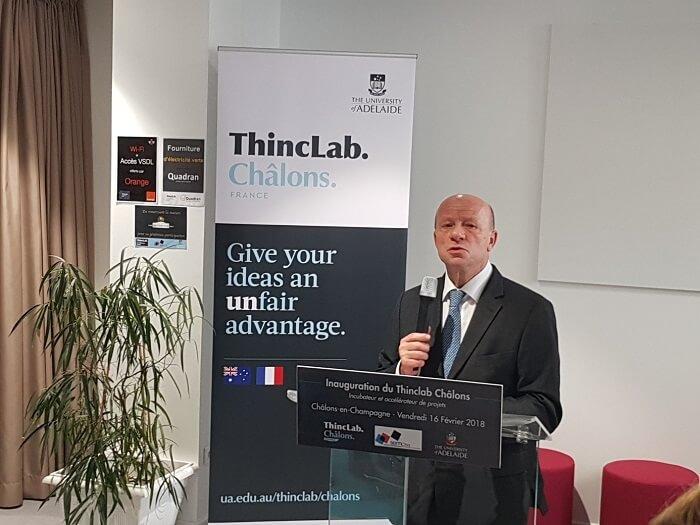 Le ThincLab à Châlons