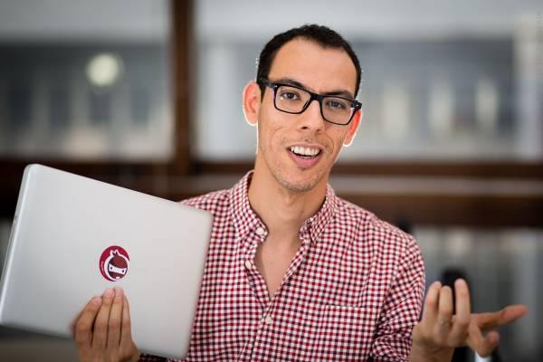 Yassir Kazar, CEO de Yogosha.