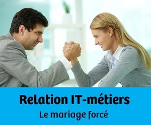 Relation it-metier