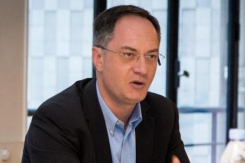 Stéphane Gervais, vice-président exécutif Innovation stratégique, Lacroix Group