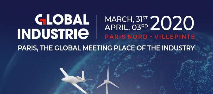 Global industrie Paris