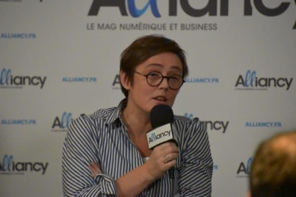 Marie-Vorgan Le Barzic, co-fondatrice et CEO du Numa