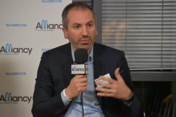 Frédéric Marsella, managing director du Village by CA