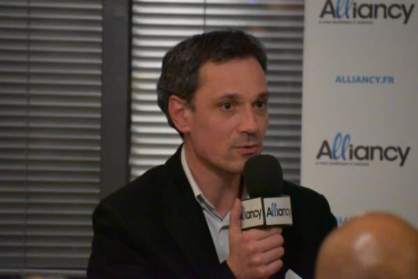 Loic Dosseur directeur général de Paris&Co