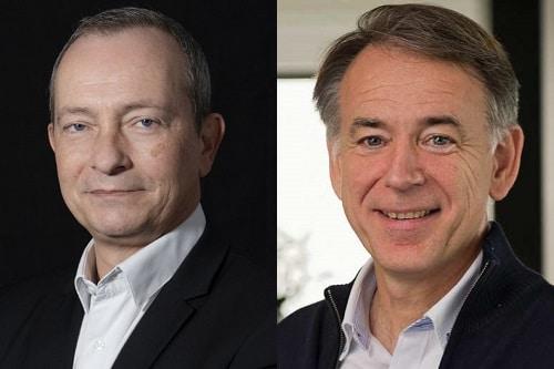 Jean-François Figuié, Directeur Associé de Skill First et Jean-François Galloüin, professeur à l'École CentraleSupélec et à l'ESSEC