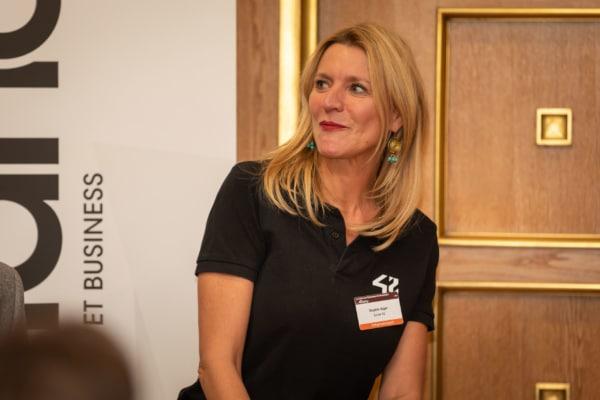 Sophie Viger, directrice générale de l'école 42