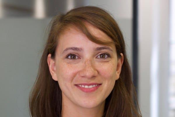 Audrey Détrie, Audrey Détrie, directrice générale adjointe de Trainline.