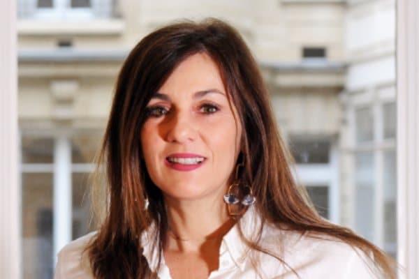 Delphine Remy-Boutang, fondatrice de the bureau et la Journée de la Femme Digitale.