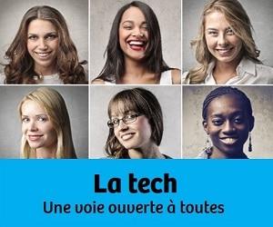 Femmes dans la tech