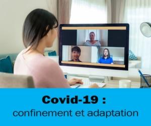 Dossier confinement et adaptation