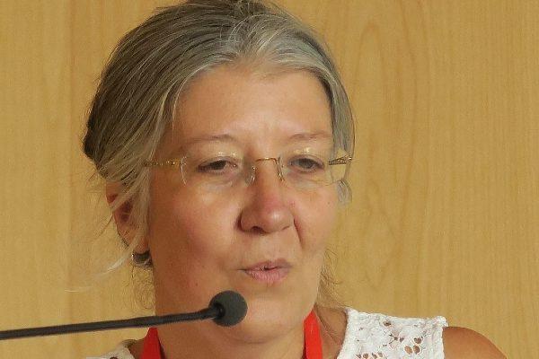 Isabelle Collet, informaticienne et enseignante-chercheuse à l'université de Genève.