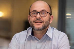Bruno Delhaye, PDG d'Holy-Dis