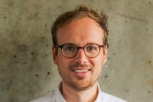 Florian Bercault, président et co-fondateur d'Estimeo.