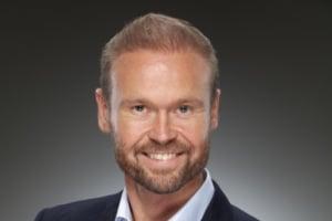 Fredrik Forslund, vice-président des solutions d'effacement cloud et entreprise de Blancco.