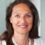 Muriel Barnéoud, directrice de l'engagement sociétal du Groupe La Poste