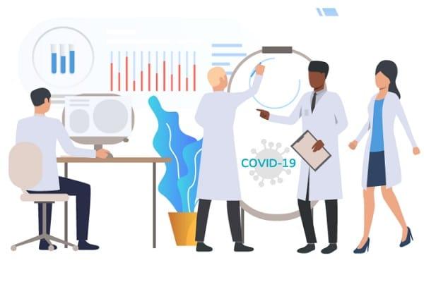 Une application blockchain pour tracer les résultats des tests de dépistage du Covid-19