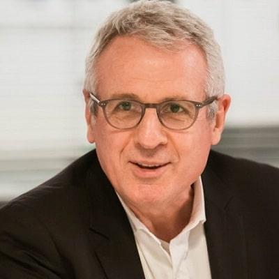 Gilles Lévêque, CIO du Groupe ADP