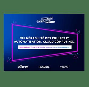 Vulnérabilité des équipes IT, automatisation, cloud computing… Quels choix pour renforcer son autonomie numérique ?