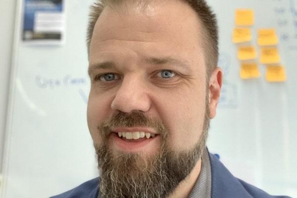 Christoph Schneider, directeur de la gestion des produits chez TeamViewer