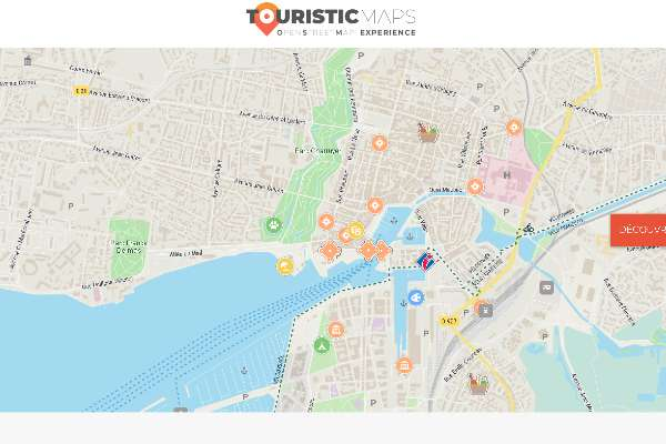 Touristicmaps