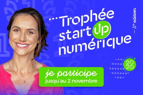 Trophée start-up numérique