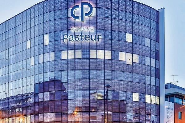 La DSI de la Clinique Pasteur à Toulouse compte 9 personnes, une équipe pilotée par M. Christel Calas.