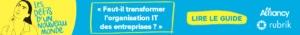 Guide défis d'un nouveau monde - Transformation Organisation IT