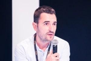 Cyril Lage, CEO de Cap Collectif - Crédits : Arnaud Tinel