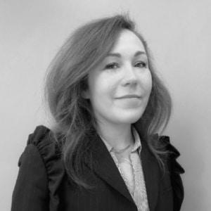 Nadège Bide, responsable de l'offre UX design d'Insight
