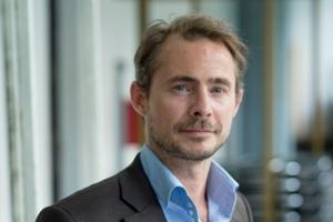 Romuald Ribault, vice-président de l'Alliance Green IT.