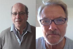 Patrick de Carné et Roland Ringenbach, co-fondateurs de DOMPilote