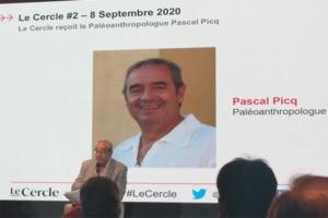 Le paléoanthropologue Pascal Picq