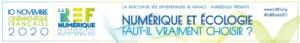 La Ref Numérique - La rencontre des entreprenuers de France Edition 2020 - Numérique et écologique