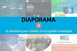 Diaporama : 15 solutions pour s'initier à la frugalité numérique.